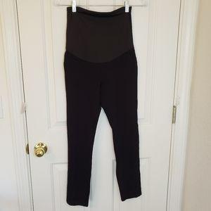 S.O.N.G. Maternity Black Pants Size S